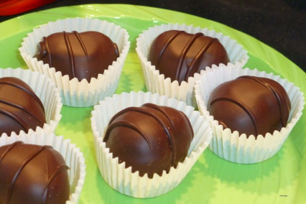 seabuckthorn chocolates